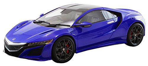 Hobby JAPAN 1/18 Honda NSX 2016 ブルー 完成品の詳細を見る