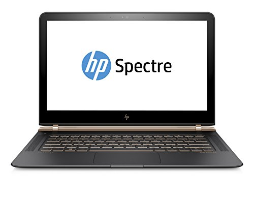 HP Spectre 13-v107TU (Windows10Home/13.3インチ/Core i5-7200U/8GB/256GB SSD/ダークグレーxブロンズゴールド)