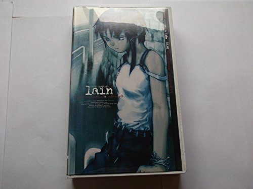 serial experiments lain lif.01 [VHS]