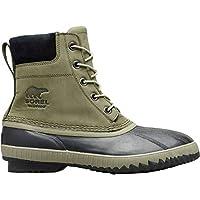 ソレル シューズ ブーツ&レインブーツ Cheyanne II Boot - Men's Nori/Black bdq [並行輸入品]