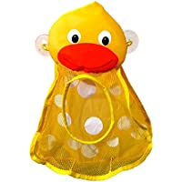 HOT SALE The Momma Duck Bath Toy Organizer Bag for Baby Toys & Toy Storage Ideal for 1 Year Olds, 2 Year Olds by Kooky Kidz