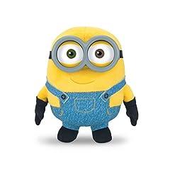 ミニオンズ スモールサイズ プラッシュ ぬいぐるみ ミニオン ボブ / MINIONS 2015 DELUXE PLUSH BUDDIES MINION BOB 【並行輸入品】 怪盗グルー