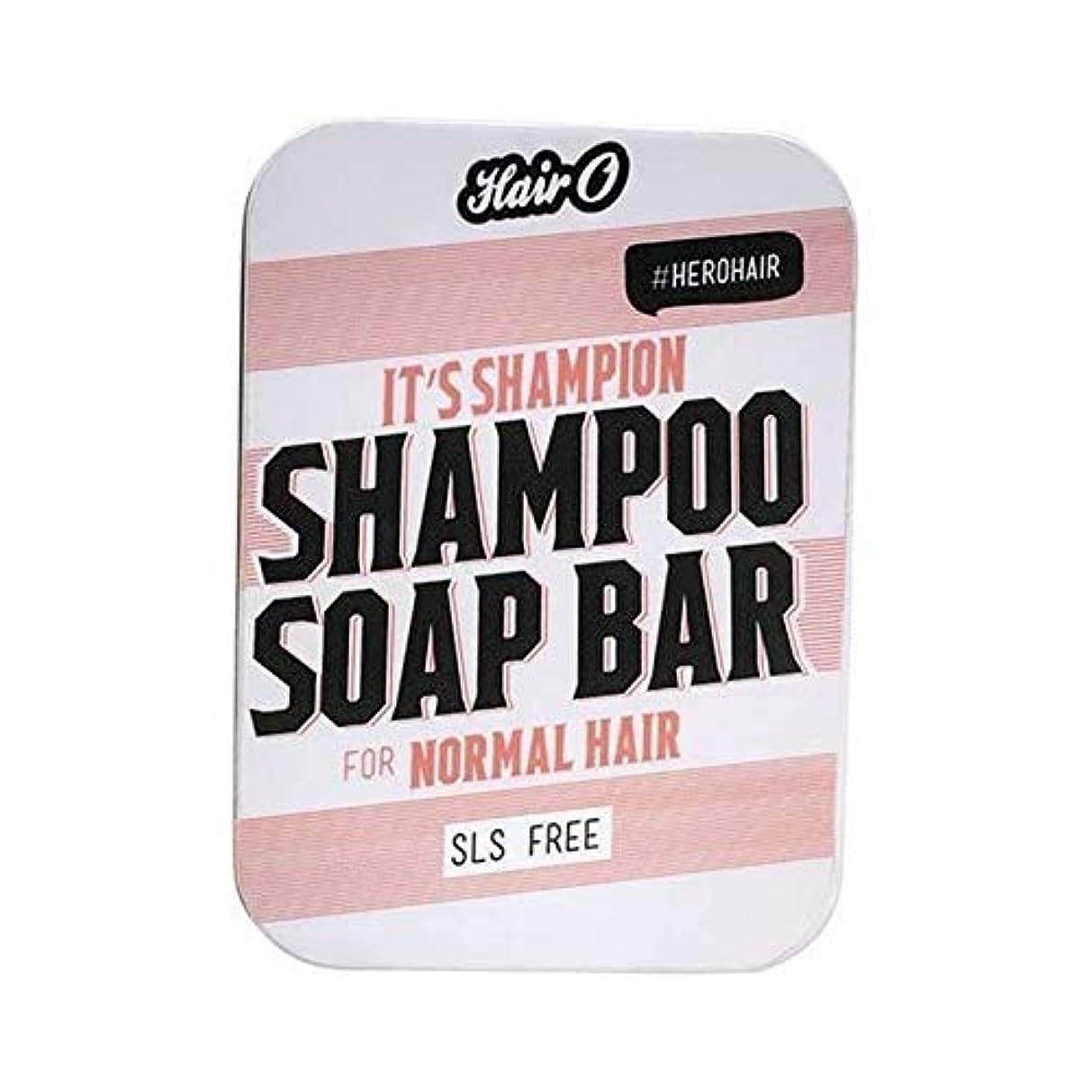ヨーグルトクリップ賢い[Hair O ] それのShampionシャンプー石鹸バー100グラムO毛 - Hair O It's Shampion Shampoo Soap Bar 100g [並行輸入品]
