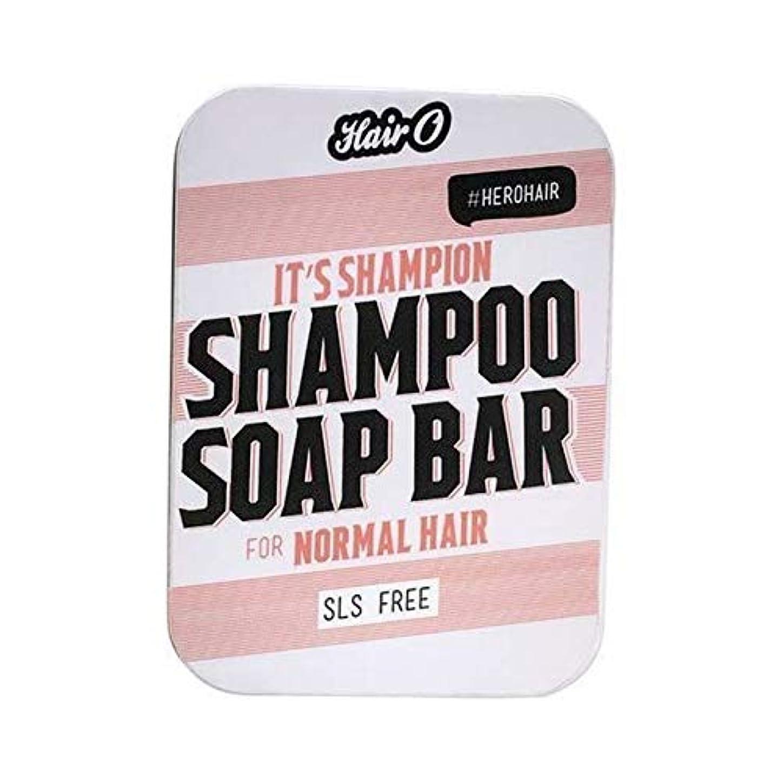 防衛島出演者[Hair O ] それのShampionシャンプー石鹸バー100グラムO毛 - Hair O It's Shampion Shampoo Soap Bar 100g [並行輸入品]