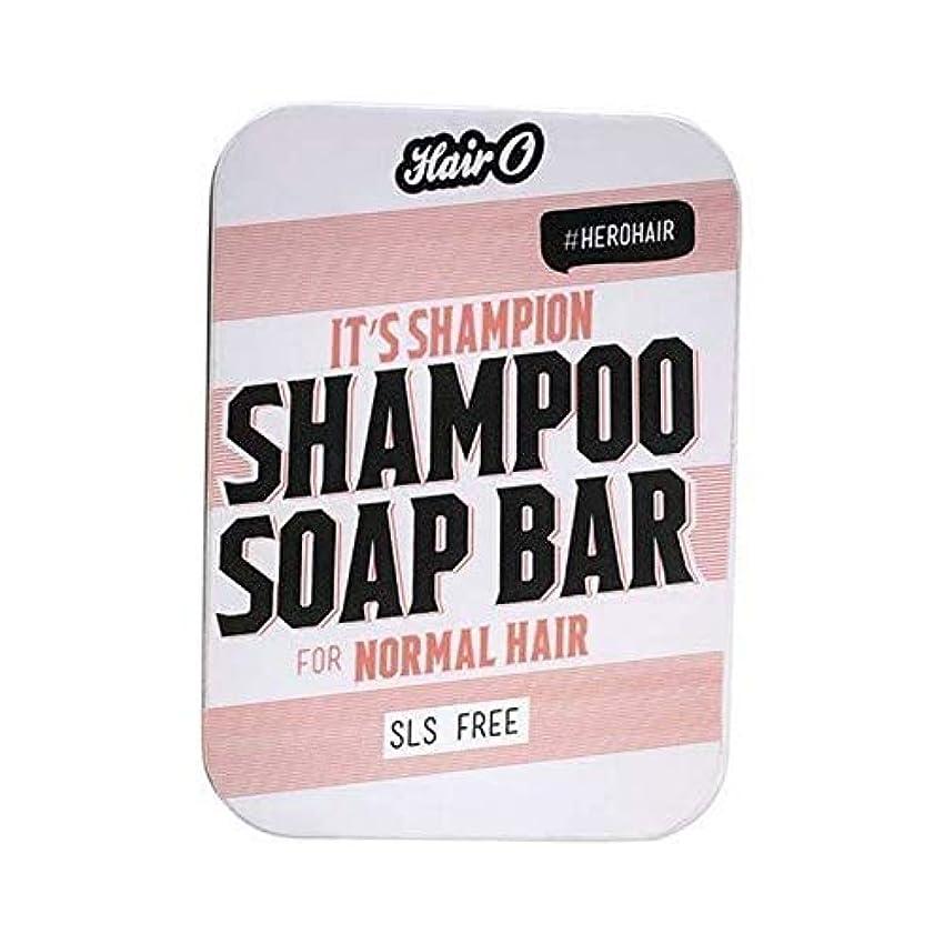 悪性の飾るバング[Hair O ] それのShampionシャンプー石鹸バー100グラムO毛 - Hair O It's Shampion Shampoo Soap Bar 100g [並行輸入品]