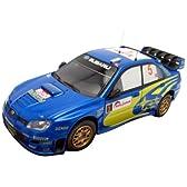 【hpi・racing】1/43 スバル インプレッサ WRC 2006 ラリーJAPAN No.5 P.ソルベルグ