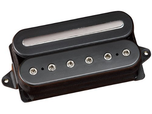 Dimarzio Crunch Lab Black DP228F ディマジオ ハムバッカー ギター ピックアップ クランチラボ ジョン ペトルーシ モデル DP-228F DP 228 F-Spaced 【並行輸入品】