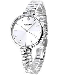 [ケイトスペード] KATE SPADE 腕時計 ホーランド KATE SPADE クオーツ 1YRU0859 シルバー レディース [並行輸入品]