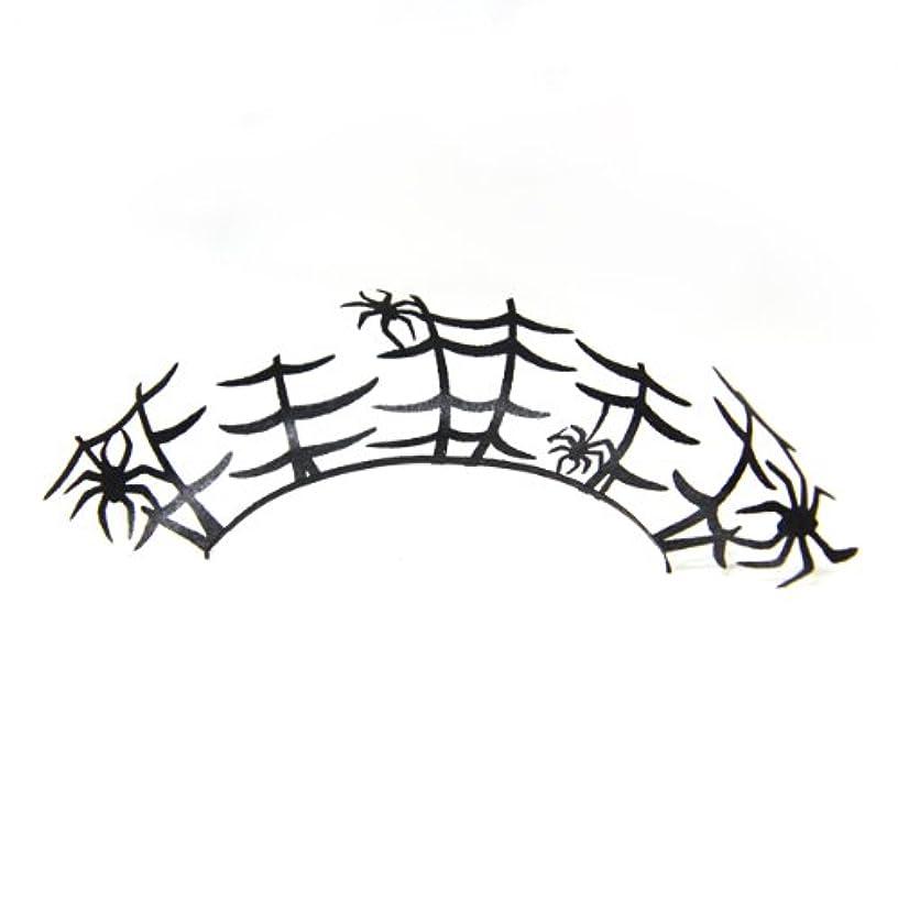 中傷飢えた驚かすペーパーセルフ スパイダー(PAPERSELF-Spider)アイラッシュ つけまつげ 紙製【正規日本代理店】
