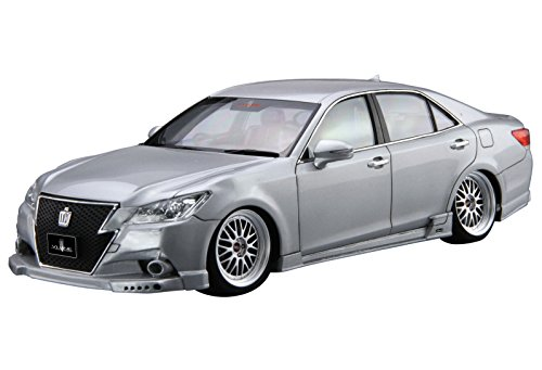 青島文化教材社 1/24 ザ・チューンドカーシリーズ No.13 トヨタ ブレーン X10 GRS214 クラウンアスリートG 2012 プラモデルの詳細を見る
