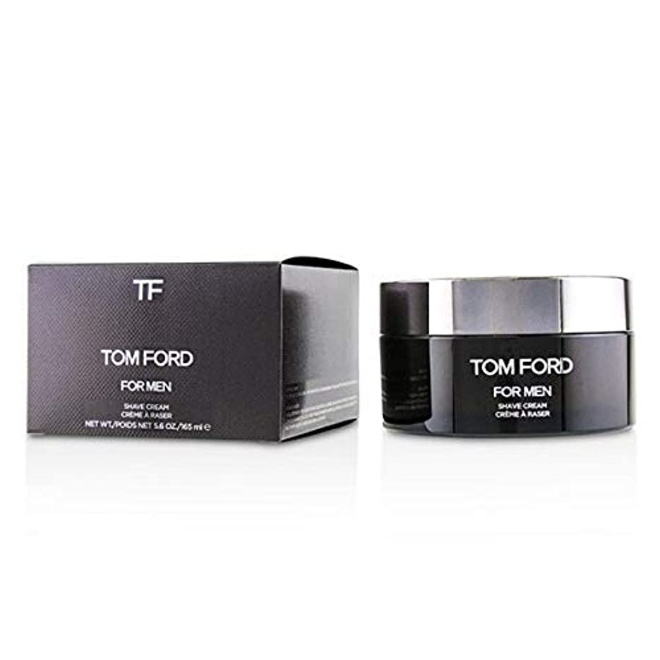 帆スキニー習字Tom Ford for Men Shave Cream Made in Belgium 165ml / トムフォードメンズフォーシェーブクリームベルギー製165ml