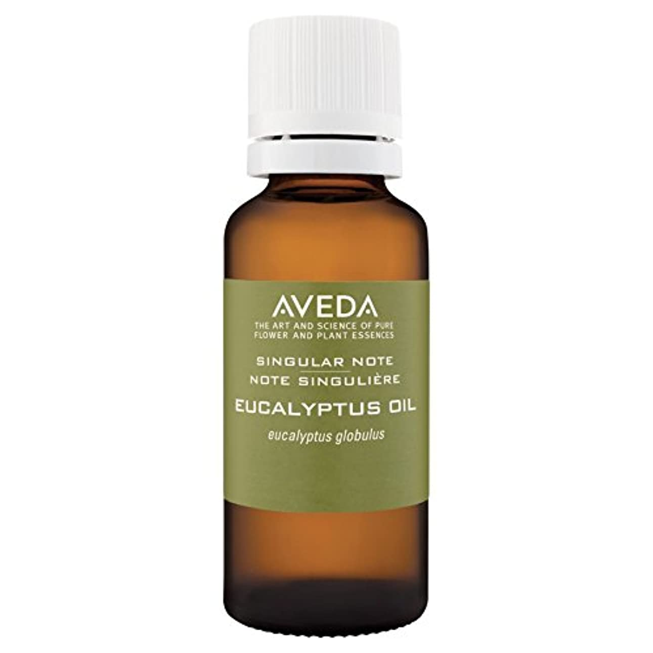 論理的に汚れた温かい[AVEDA] アヴェダ特異ノートユーカリオイル30ミリリットル - Aveda Singular Notes Eucalyptus Oil 30ml [並行輸入品]