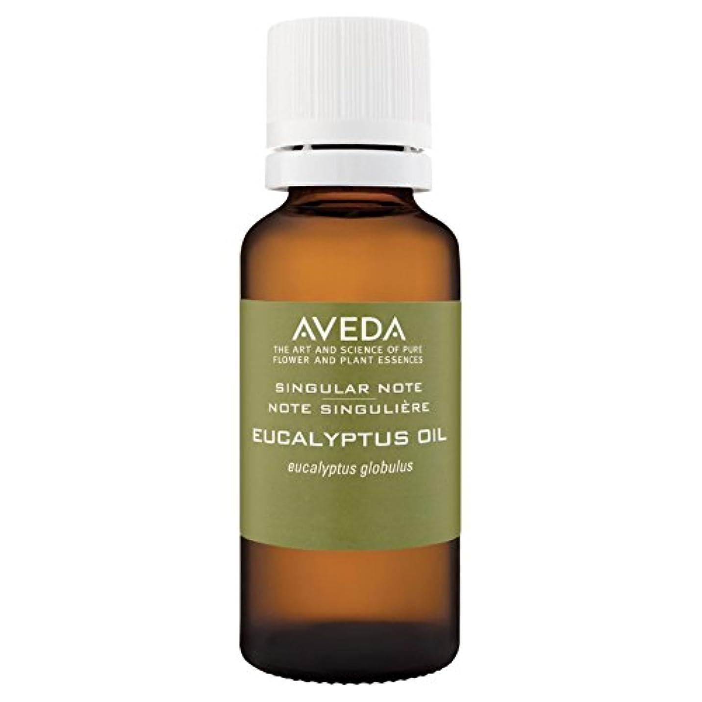 先駆者暗黙靴下[AVEDA] アヴェダ特異ノートユーカリオイル30ミリリットル - Aveda Singular Notes Eucalyptus Oil 30ml [並行輸入品]
