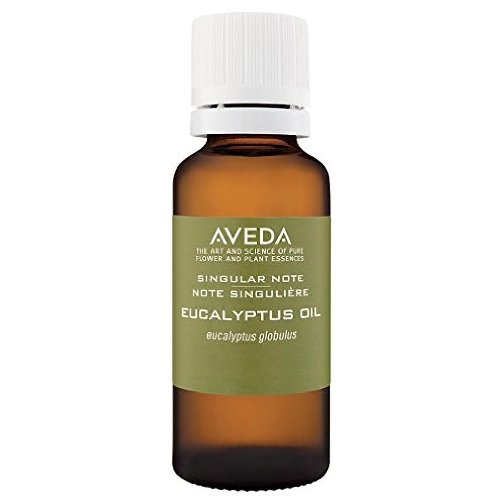 州消化器傘[AVEDA] アヴェダ特異ノートユーカリオイル30ミリリットル - Aveda Singular Notes Eucalyptus Oil 30ml [並行輸入品]