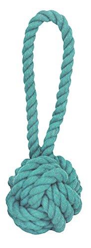 【Harry Barke】 犬 おもちゃ ロープ ボール コットン コットンロープタグ トストイ Small(直径 約 5.7cm) ...