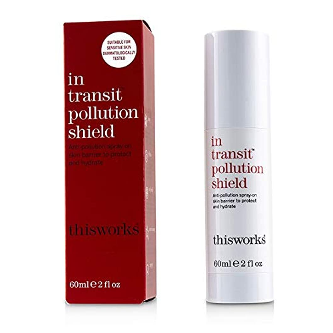 真実に原因精査ThisWorks In Transit Pollution Shield 60ml/2oz並行輸入品