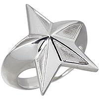 KEN BLOOD ケンブラッド THE STAR シルバー リング 指輪 14~27号 メンズ レディース 星 KR-272