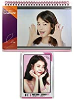 IU アイユー グッズ / 2020年 - 2021年 (2年分) 卓上 カレンダー + ポストカード 12枚(+α) セット - 2020-2021 (2years) Desk Calendar + Post Card 12sheets(+α)Set [TradePlace K-POP 韓国製]