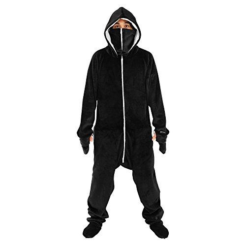 BIBILAB(ビビラボ) 着る毛布 冬のダメ着2019 ブラック Lサイズ HFD-L-BK-19