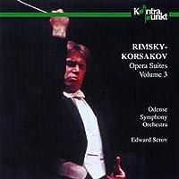 Rimsky-Korsakov: Opera Suites, Vol. 3: Sadko: Christmas Eve; Mlada by Edward Serov Odense Symphony Orchestra (1998-01-27)