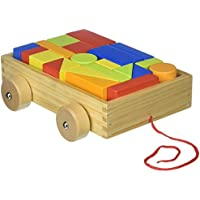 Wooden Mini Block And Roll