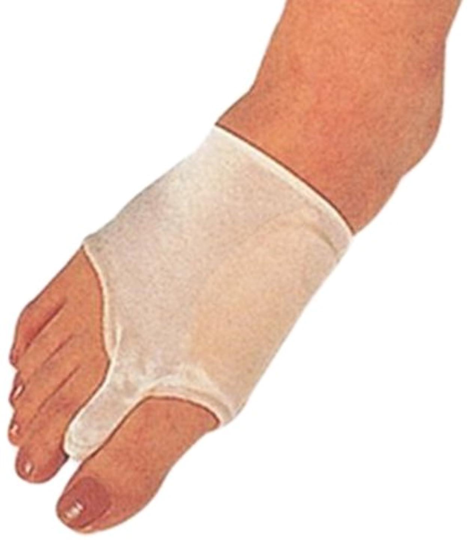 オセアニア臭い深いSORBO(ソルボ) ソルボ外反母趾サポーター薄型(片方入り/左足用/Lサイズ) 8ZA167