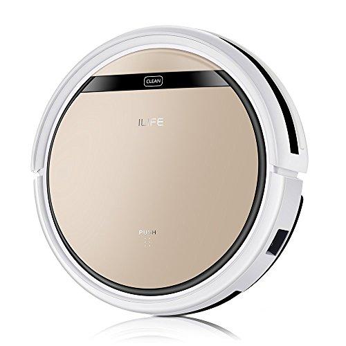 ILIFE V5s Pro ロボット掃除機 水拭き 乾拭き両対応 床拭き 静音&強力清掃 本体