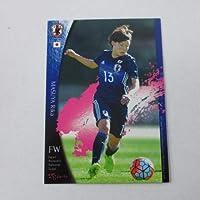 なでしこジャパンカード2017■レギュラーカード■027/増矢理花
