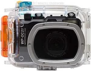 Canon ウォータープルーフケース WP-DC21