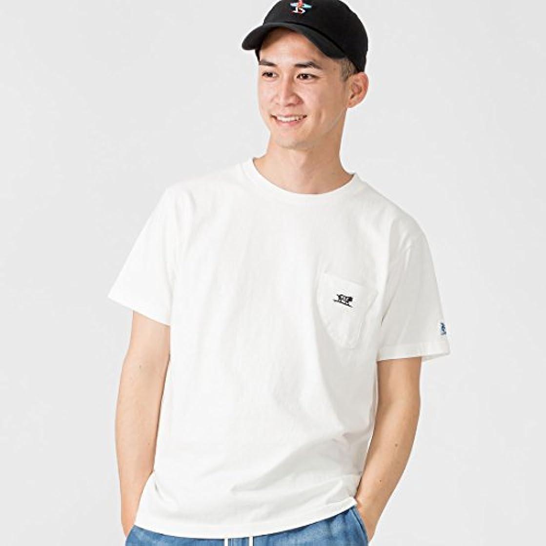 大統領熱ロデオ(エンドレスサマー) The Endless Summer 別注 BUHI ワンポイント刺繍ポケットTシャツ [FH-8574506]