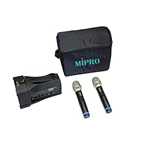 MIPRO MA-100DBH2(ACT32H×2、SC-10×1のセット)