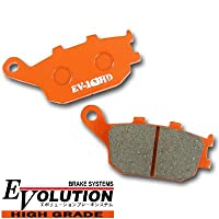 Evolution ハイグレード ブレーキパッド EV-163HD CB600F CBR600F4 CBR600F4i