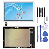 交換部品の修理部品 レノボタブ4プラスTB-X704用 LCDスクリーンとデジタイザフルアセンブリTB-X704L(ブラック) 交換部品の修理部品 (色 : 白)