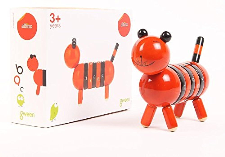 Gween Alfinx Wooden Spelling Toy