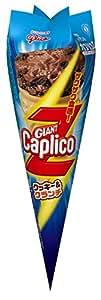 江崎グリコ ジャイアントカプリコZ(クッキー&クランチ) 1本×10個