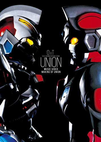 UNION MUSIC VIDEO/Making of UNION[Blu-ray]