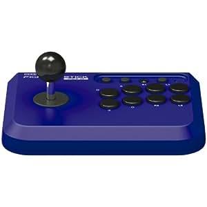 SCE公式ライセンス商品 ファイティングスティックmini3 バイオレットブルー