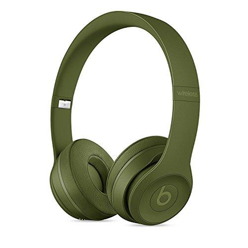 Beats Solo3 Wirelessオンイヤーヘッドフォン – ターフグリーン