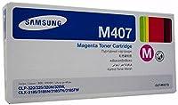 Samsung clt-m407s OEMトナー–clp-325wclx-3185fwマゼンタトナー(1000Yield)