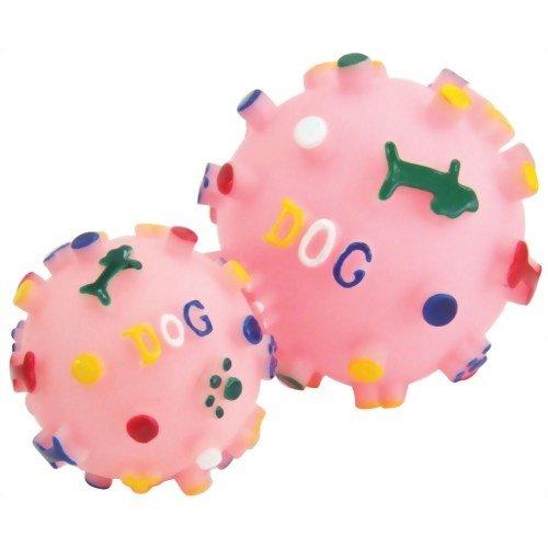 プープードッグボールS ピンク