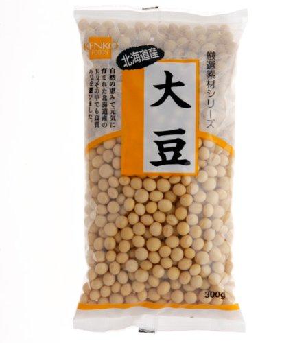 健康フーズ 国産 大豆