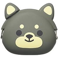 (ピージーデザイン) p+g design コイン ケース mimi-POCHI-Friends-Kurosiba【5967】