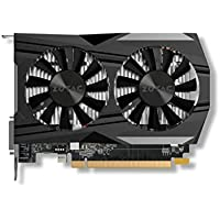 ZOTAC GeForce GTX 1050 Ti 4GB OC グラフィックスボード VD6199 ZTGTX1050TI-4GD5OC001