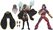 Hasbro Marvel X-Men Series 6-inch Collectible Storm and Marvel's Thunderbird Action Figure Toys, Ages 4 And Up