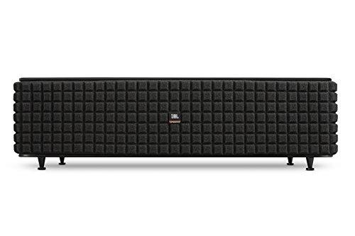 JBL Authentics L8 デジタルオーディオ用スピーカー Bluetooth AirPlay DLNA対応 2ウェイアクティブスピーカー ブラック JBLL8BLKJN 【国内正規品】
