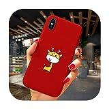電話ケースiphone XS 11Pro Max XR X 10 8 7 6 6 sプラス適用ケースソフトTPU裏表紙クリスマス新年ギフトニホンジカ,For iPhone 11Pro,14