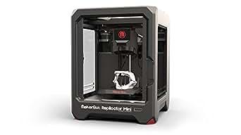 [国内出荷、安心の1年間保障付き!]MakerBot デスクトップ 3Dプリンタ Replicator Mini