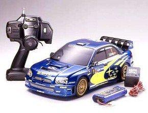タミヤ XB インプレッサWRC2004 (電動RCカー完成品:57733)