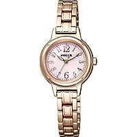 [シチズン]CITIZEN 腕時計 wicca ウィッカ ソーラーテック シンプルかわいいデザイン KH9-965-91 レディース