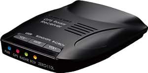 コムテック(COMTEC) 超高感度GPSアンテナ内蔵レーダー探知機 ZERO 110L